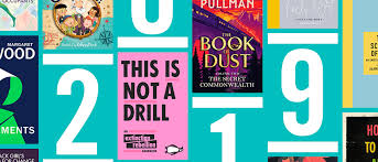 Official Uk Book Sales Chart Best New Books For 2019 Fiction Non Fiction Reading For