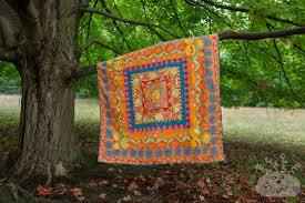 An Unplanned Quilt Story and Kaffe Fassett Fabric Giveaway ... & Quilt photos by Jonathan D. Lopez Adamdwight.com
