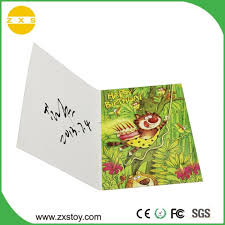 Christmas Birthday Cards Christmas Birthday Music Greeting Cards Manufacturers And