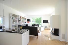 Kuche Und Wohnzimmer Küchen Studio