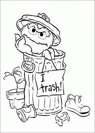 dfe1bf0aacf4918e2304c4c3a7042ab2 coloring page of oscar head oscar the grouch pinterest on oscar statue cookie template printable