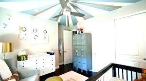 baby room ceiling fan nursery fans new regarding safe girl