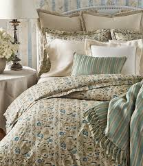 stylist design ralph lauren blue fl bedding constantina collection cassandra comforter