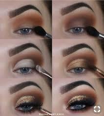 brown eye makeup look brown eye makeup tutorial step by step the perfect eye makeup