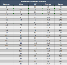 adidas sizing chart sizing chart soccer village