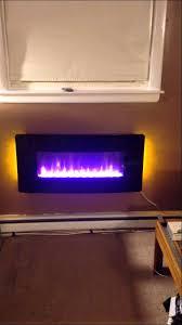 muskoka electric fireplace