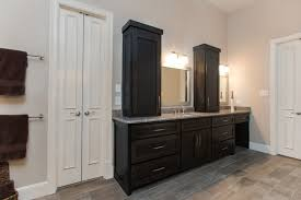bathroom remodeling southlake tx. Dark Stained Vanity Towers Bathroom Remodeling Southlake Tx A
