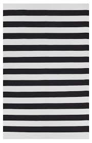 black and white stripe rug  rugs ideas