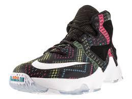 lebron kids basketball shoes. amazon.com | nike kids lebron xiii bhm (gs) basketball shoe shoes n