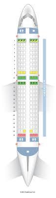 Seatguru Seat Map Vueling Airlines Seatguru