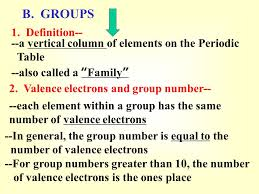 THE PERIODIC TABLE and PERIODIC LAW - ppt download