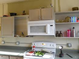 Kitchen Microwave Cabinet Kitchen Renovation 002jpg