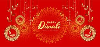 Celebration Happy Diwali Festival Template Background