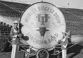 "Big Bertha"" with basketball player Alberto Almanza and band member Pat  Carpenter, 1959"
