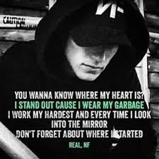 Purchased with common sense, paid for in full, and managed with reasonable care, it is about the safest investment in the world. 100 Nf Ideas Nf Real Music Nf Real Christian Rap