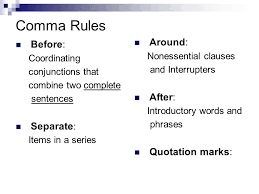 Comma After Quotation Marks Major Magdalene Project Org