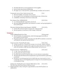 Resume Template Medical Assistant Medical Assistant Resume Templates ...