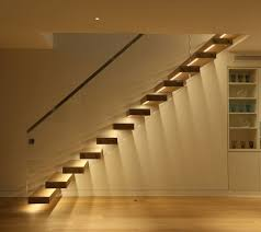 stair lighting. contemporary stair lighting by john cullen a