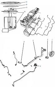 jeep wrangler jk fuel parts 1994 & 1995 gas tank line system 94 jeep wrangler fuel filter jeep wrangler jk fuel parts 1994 & 1995 gas tank line system diagram 4 wheel parts