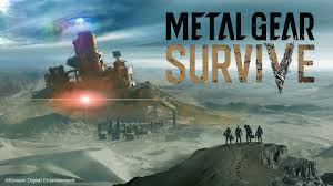 Metal Gear Survive Beta Ps4 North America