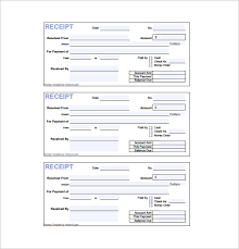 Delivery Receipt Form Template Enchanting 48 Receipt Templates DOC Excel AI PDF Free Premium Templates