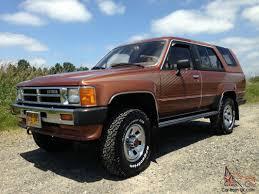 Toyota 4runner 4x4 • original condition • 61,412 original miles!