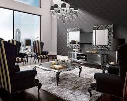 10 Super Chic Grey Living Rooms 9