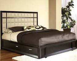 Queen Bed With Drawers Beds Marvelous Queen Bed With Storage Drawers