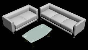 3d Max Furniture Design Sofa Set Table 3d Model 3d Max Plan N Design