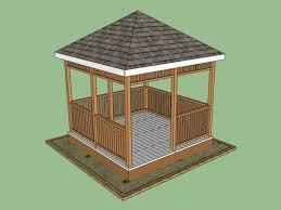 Thai Gazebo Designs 12x12 Square Gazebo Plans Procura Home Blog
