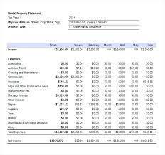 Free Financial Statements Templates Personal Financial Statement Template Pdf 9 Sample Personal