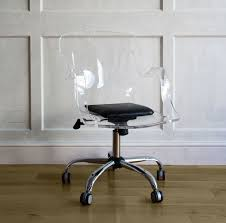 coolest office chair. The 19 Coolest Office Chairs On Planet Techrepublic Acrylic Desk Chair Wheels Invi I