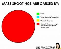 Epic Single Pie Chart Reveals Hypocrisy Of Liberal Gun