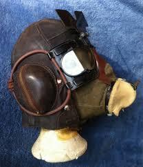 battle of britain a complete fighter rig flying helmet goggles oxygen mask rare superb