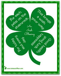 Irish Blessing Quotes Inspiration Petal On The Shamrock 48 Irish Blessings Proverbs And Toasts