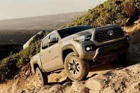 Toyota Truck Gas Mileage Chart The Best Fuel Efficient Trucks