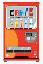 Vending Machine Clip Art Impressive Unmanned Vending Machines Cartoon Drink Retail PNG And PSD File