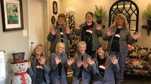 All the girls are in the Christmas... - Cooper Family Dentistry