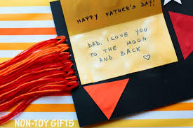 11 Creative Diy Fathers Day Cards Kids Can Make Awwww