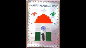 Republic Day Chart For School Activity Independence Day