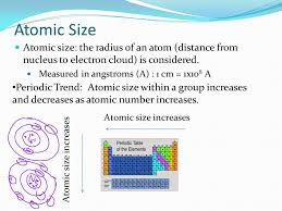 The Periodic Table Periodic Properties. - ppt video online download