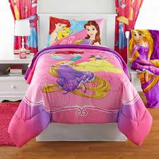 disney s princess bedazzling princess bed in bag bedding set com