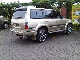 1995 Toyota Land Cruiser - Information and photos - ZombieDrive