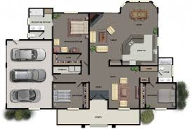 wonderful modern home plans and designs 13 industrial house homes floor garage pretty modern home plans and designs