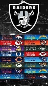 Is listed under category personalization. Oakland Raiders 2019 Mobile City Nfl Schedule Wallpaper Oakland Raiders Raiders Wallpaper Raiders
