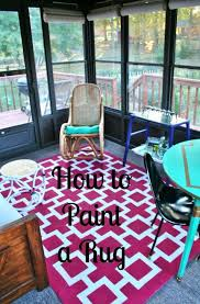 carpet paint. paint a rug for much less than you can buy it. it will be perfect carpet