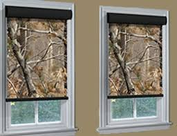 Camo Window Blinds | Camo Window Shades | Blinds Chalet