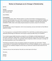 employee termination form template auto insurance cancellation letter pdf lovely employee termination