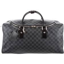 louis vuitton bags for men. pre-owned louis vuitton roadster duffle bag ($1,695) ❤ liked on polyvore featuring bags for men e