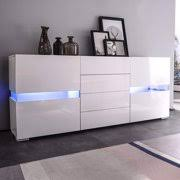 white buffet cabinet. Contemporary Cabinet Sideboard Buffet Cabinet Kitchen Dining Room Furniture Server Table 2 Doors  U0026 4 Drawers Storage Intended White H